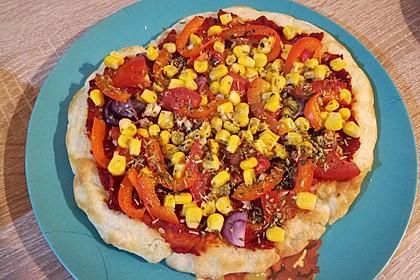 Pfannen - Pizza 36