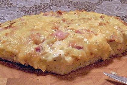 Pfannen - Pizza 57