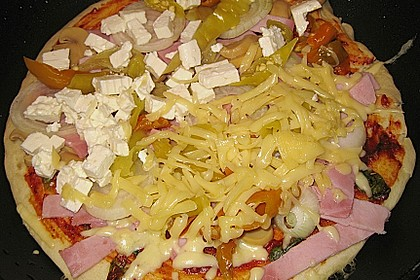 Pfannen - Pizza 47