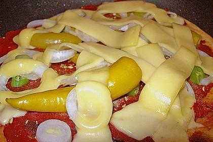 Pfannen - Pizza 74