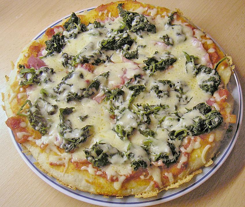 Pfannen - Pizza
