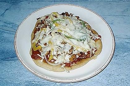 Pfannen - Pizza 105