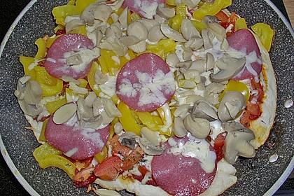 Pfannen - Pizza 67