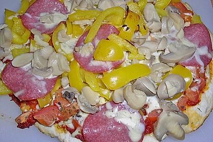 Pfannen - Pizza 66