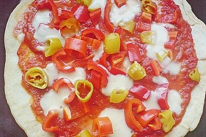 Pfannen - Pizza 43
