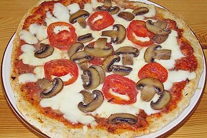 Pfannen - Pizza 10