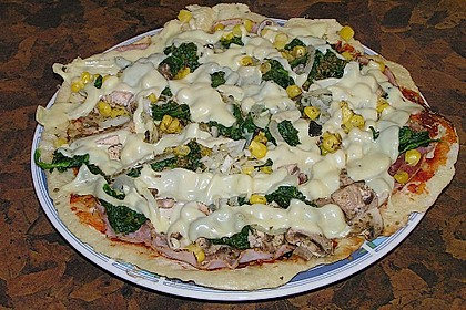 Pfannen - Pizza 32