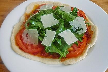 Pfannen - Pizza 25