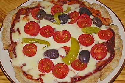 Pfannen - Pizza 16