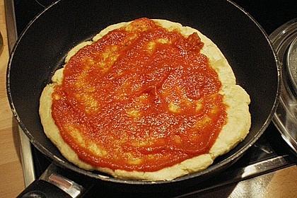 Pfannen - Pizza 81