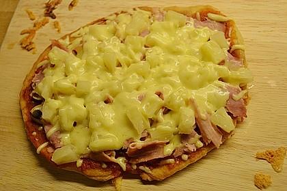 Pfannen - Pizza 46