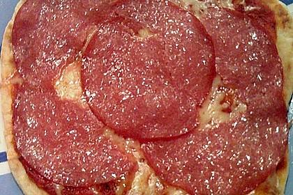 Pfannen - Pizza 83