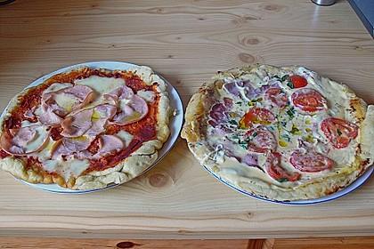 Pfannen - Pizza 8