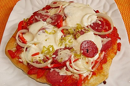 Pfannen - Pizza 14