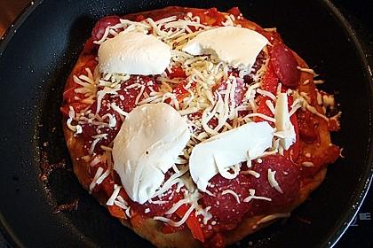 Pfannen - Pizza 63