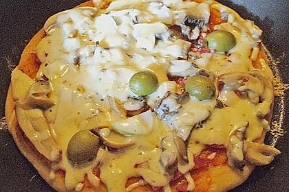 Pfannen - Pizza 60