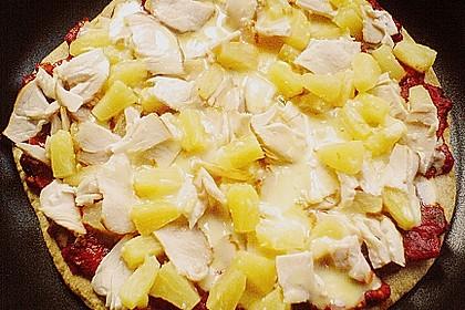 Pfannen - Pizza 76