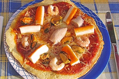 Pfannen - Pizza 22