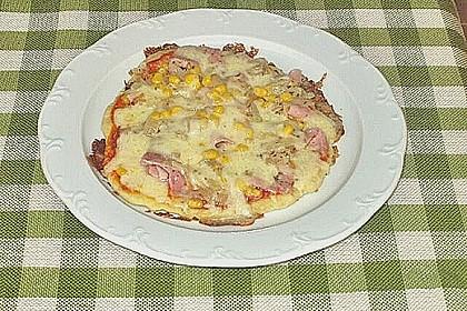 Pfannen - Pizza 99