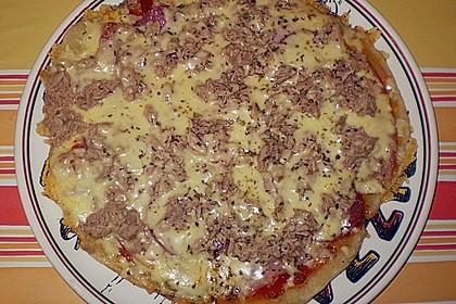 Pfannen - Pizza 35