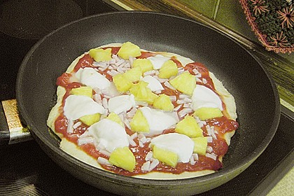 Pfannen - Pizza 80