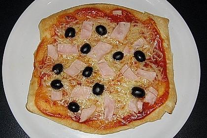 Pfannen - Pizza 15