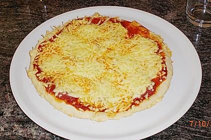 Pfannen - Pizza 40