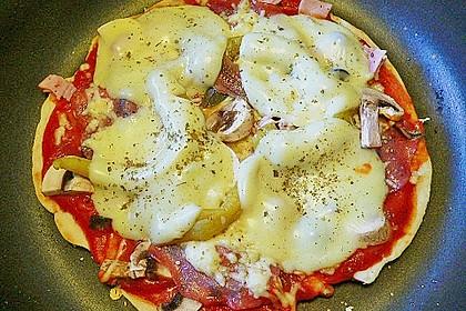 Pfannen - Pizza 50