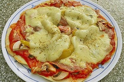 Pfannen - Pizza 33