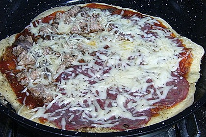 Pfannen - Pizza 71