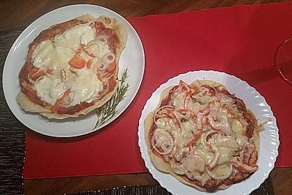 Pfannen - Pizza 19