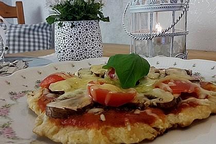Pfannen - Pizza 26
