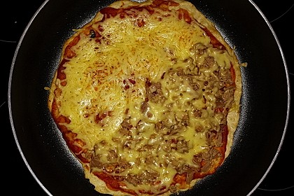 Pfannen - Pizza 64