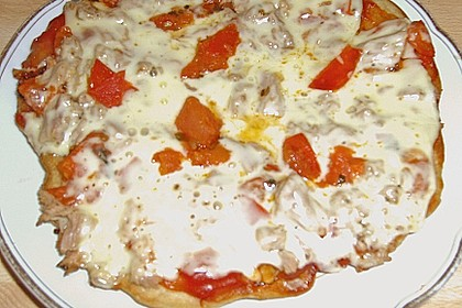 Pfannen - Pizza 103