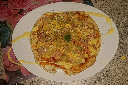 Pfannen - Pizza 93