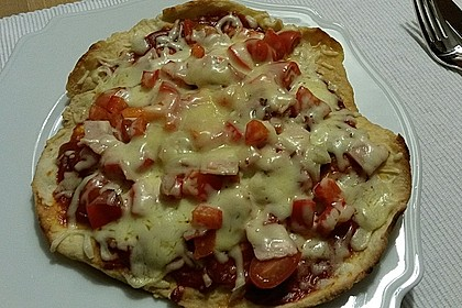Pfannen - Pizza 41
