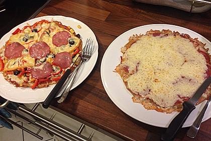 Pfannen - Pizza 13