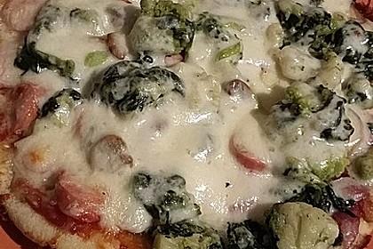 Pfannen - Pizza 18