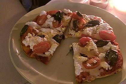 Pfannen - Pizza 55