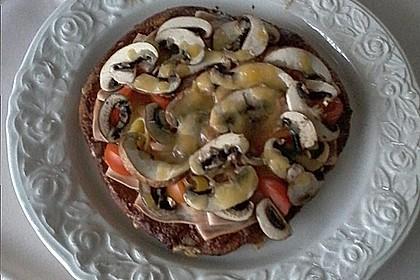 Pfannen - Pizza 75