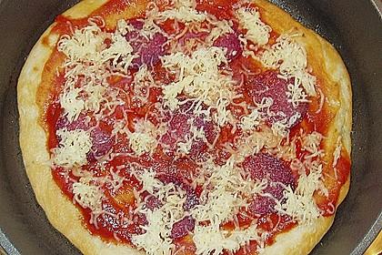 Pfannen - Pizza 5