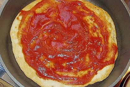 Pfannen - Pizza 91