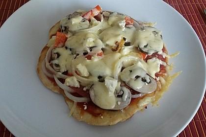 Pfannen - Pizza 9