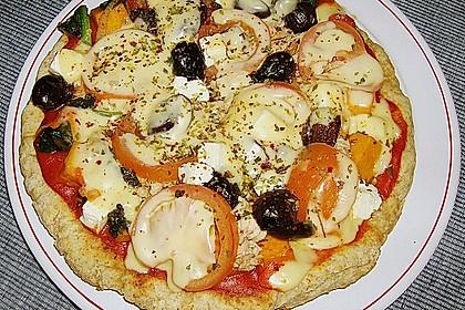 Pfannen - Pizza 3