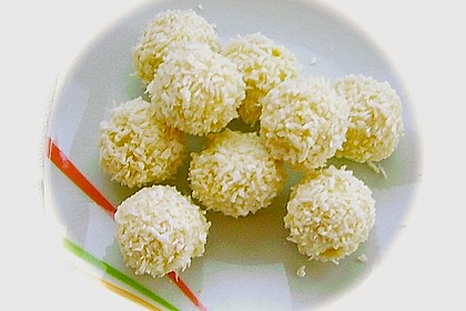 Kokos - Sahne - Trüffel 16