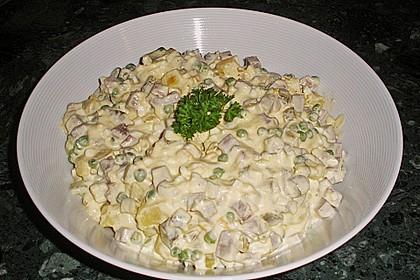 Festlicher Fleisch - Kartoffel - Salat
