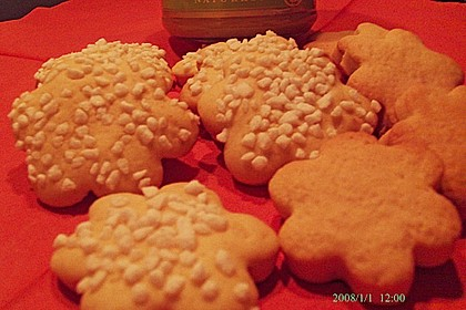 Honig - Vanille - Kekse 1