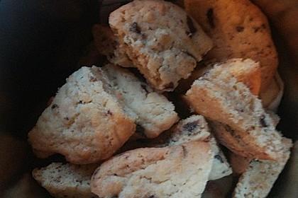 American Cookies  Basisteig 8