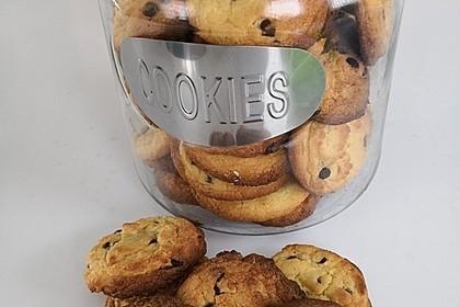 American Cookies  Basisteig 4