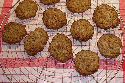 American Cookies  Basisteig 1